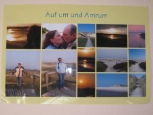Amrum Collage von Snapfish
